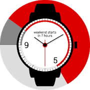 9to5 Working Hours Watch Face 3.0.1