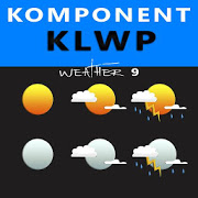 Komponent Weather Di9 KLWP v2017.Aug.31.16