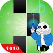 Piano tiles – Megalovania – Sans piano game 1.1