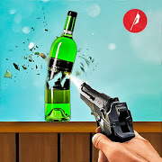 Real Bottle Shooting Free Games | New Games 2019 3.0.016
