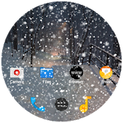 Snow over all apps 1.5