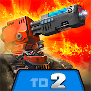 Tower defense-Defense legend 2 3.3.16