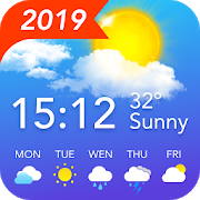 Weather Forecast – Live Weather & Radar & Widgets 1.48.0