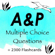 Anatomy & Physiology Multiple Choice Questions 1.0