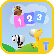 Counting for kids – Count with animals 1.0.1