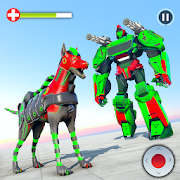 Dog Robot Transformation: Real Dog Robot War 1.0.5