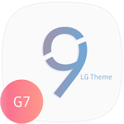 Galaxy Note 9 theme for G7 & V35 1.1