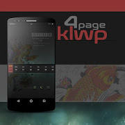 Klwp theme Carpa v2017.May.23.14