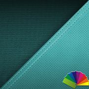 Leather Teal Tex Xperien Theme 1.0.1