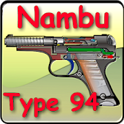Nambu pistol Type 94 explained Android AP26 – 2018