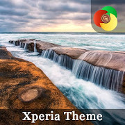 pacific ocean | Xperia™ Theme – rounded corners 1.0.pp