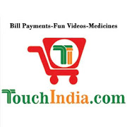 Recharge, Bill Payments, Medicines, Videos, Quiz 1.16.12