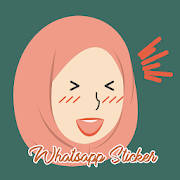 WAStickerApps – Cute Hijab Sticker For Whatsapp 1.0