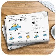 weather information time widget ❄☔️ 16.6.0.50015