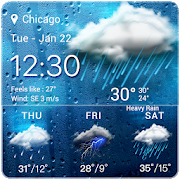 Weather report app& weather widget☀️ 16.6.0.50015