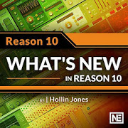 What' New in Reason 10 Guide by macProVideo 7.1