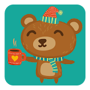 Beary Lovely Emoji and Sticker for WhatsApp 1.0