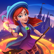 Charms of the Witch: Mystery Magic Match 3 Game 2.8.7246