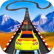 Extreme Car Stunt Games – Mega Ramp Car Driving 3D 4.1 and up