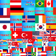 Memory Game 1 Flags-Countries 10