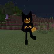 Mod Bendy for MCPE 1.0