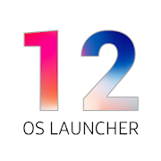 OS Launcher 12 for iPhone X 4.0
