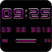 XEEX Digital Clock Widget 3.12