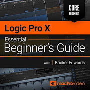 Core Training Beginner Guide to Logic Pro X  101 7.1