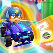 Fun Race Fire: Go Kart Buggy Crash Racing Battle 1.3