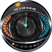 Micro Knight watch face for Watchmaker 1.0