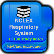 NCLEX Respiratory SystemStudy Notes,Concepts 1.0