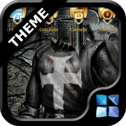 Next Launcher Knight Theme 1.04