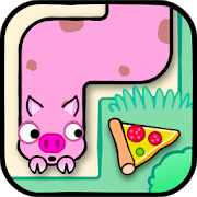 One line – Hungry Animals 0.4.4