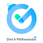 Pill Reminder App : Track Medication, Water & Diet 1.1.6