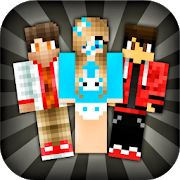 Skins for Minecraft PE (NEW SKINS) 5.0.5