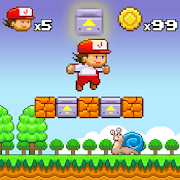 Super Jim Jump – pixel 3d 3.3.5002