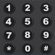 THEME BLACK LEATHER EXDIALER 2 1.0