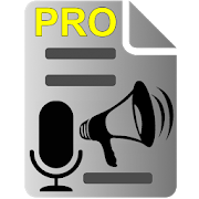 Voice to Text Text to Voice PRO 12.0
