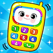 Baby Phone for toddlers – Numbers, Animals & Music 2.8