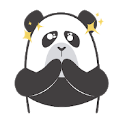 Big Panda Stickers for WhatsApp – WAStickerapps 1.0