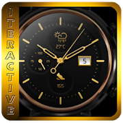 BLACK GOLD Watch Face 762k