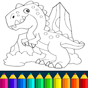 Dino Coloring Game 13.9.6