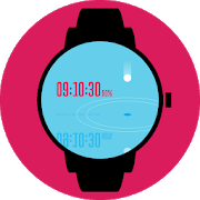 Drop Watch Face 1.0