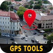 GPS Tools; Route planner Area Calculator & Compass 1.0