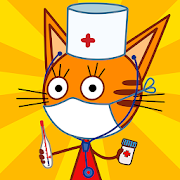 Kid-E-Cats Animal Doctor Games for Kids・Pet doctor 1.8.1