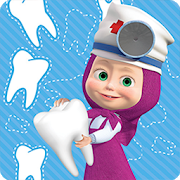Masha and the Bear: Free Dentist Games for Kids 1.1.6