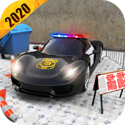 Modern Police Multistory Parking Simulator 1.14
