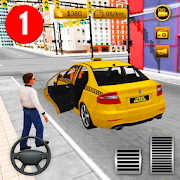 New York City Taxi Driver – Driving Games Free 1.8