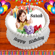 Photo On Cake 2020 : Birthday Cake Pics Editor 1.24