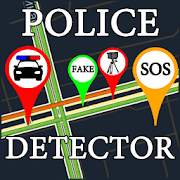 Police Detector (Speed Camera Radar) 2.20